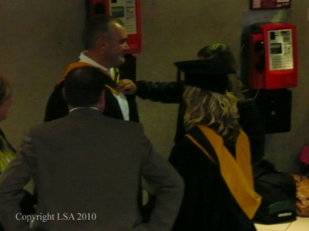 LYIT Graduations 22 October 2010
