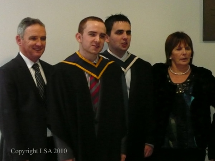 LYIT Graduations 22nd October 2010