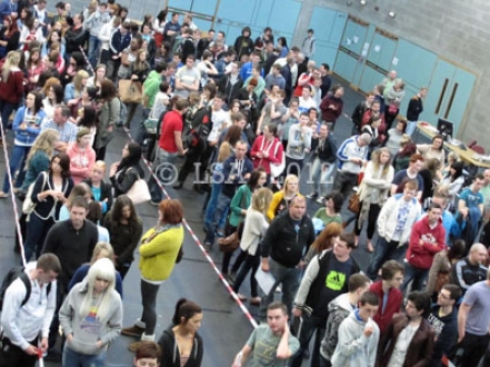 First year Registration in An Dánlann LYIT 2012