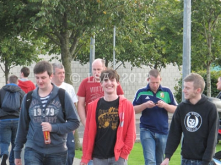 Students heading to An Danlan to Register for LYIT