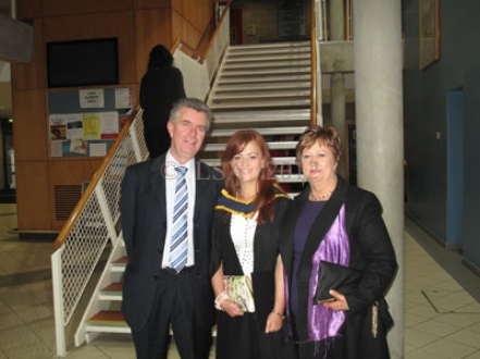 LYIT Graduations 26 October 2012