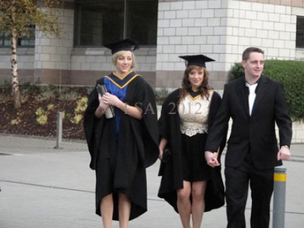 LYIT Graduations  26 Oct 2012