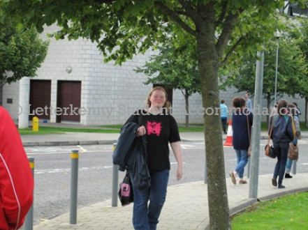 Registration  1st year students at LYIT