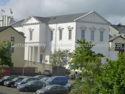 Court House Justice Walsh Road Letterkenny