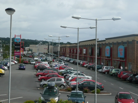 Letterkenny Retail Shopping Centre